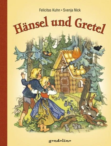 Kinderbuch Hänsel und Gretel