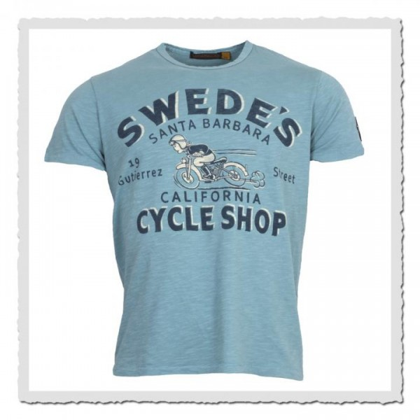 Swedes Cycle Shop Robin Egg