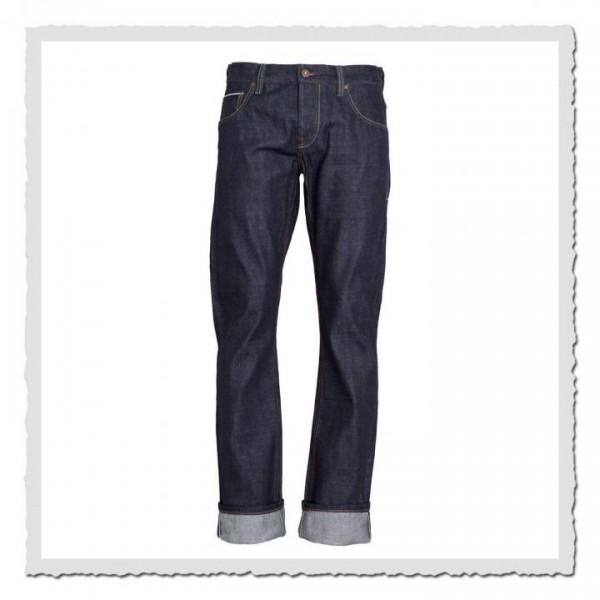 15 oz. Jeans gerader Blaumann