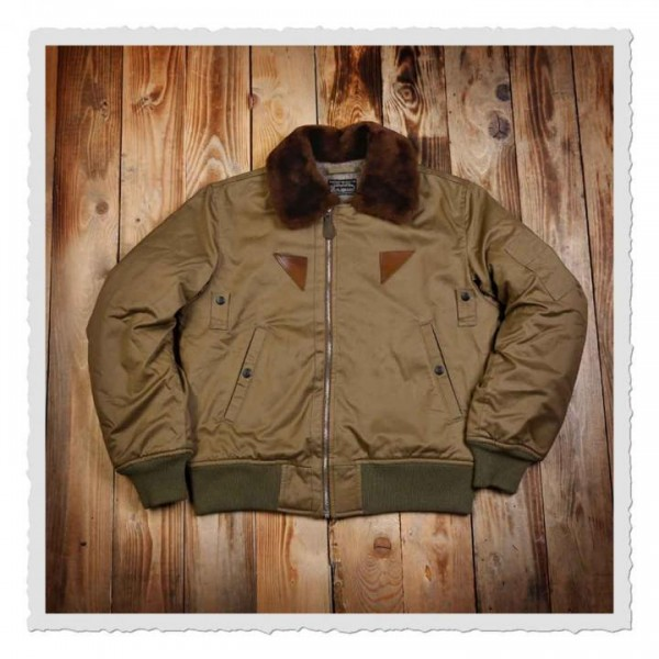 1945 B-15 Flight Jacket olive