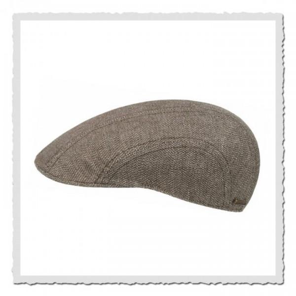 Ivy Cap Cotton/Linen braun
