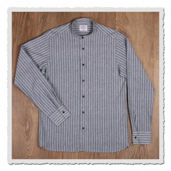 1923 Buccanoy Shirt Deacon grey