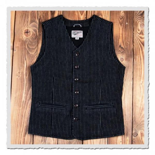 1905 Hauler Vest black wabash
