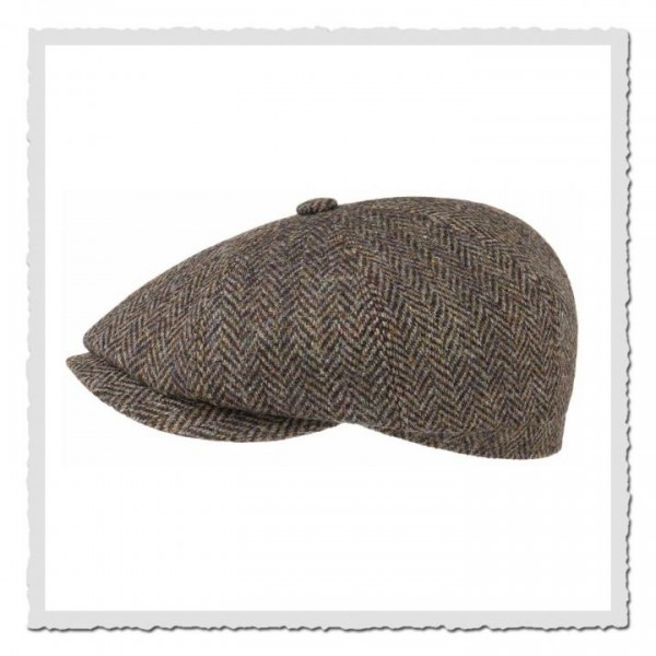 Hatteras Harris Tweed herringbone