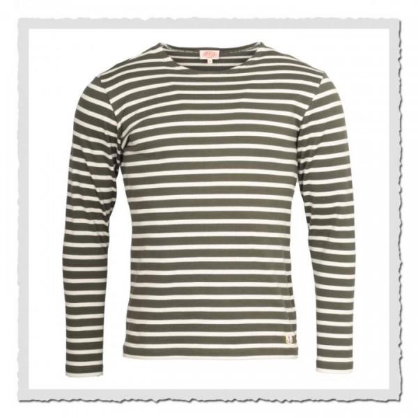 Matrosen-Shirt Kollektion Heritage Epicea/Nature