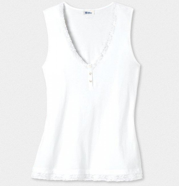Pauline Shirt 0/0-Arm, weiss