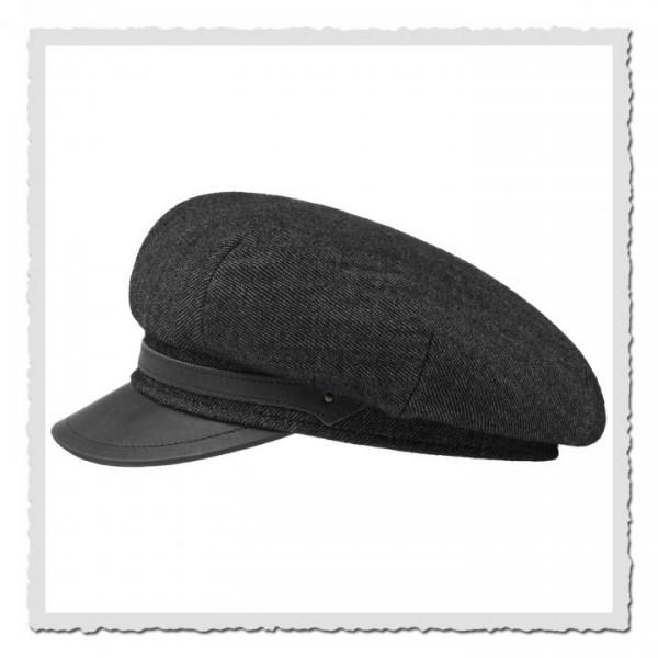 Maine Wool/Linen schwarz