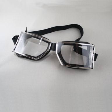 Richthofen-Brille schwarz