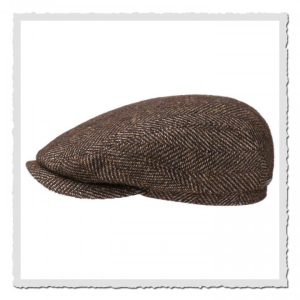Belfast Wool/Linen Fischgrat