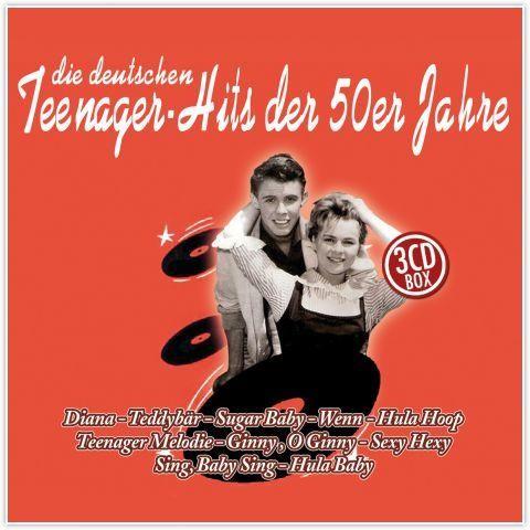 Teenager-Hits der 50er Jahre