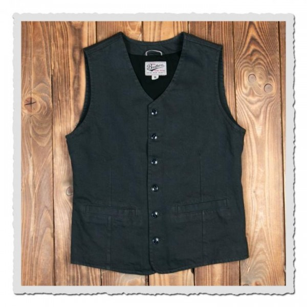 1905 Hauler Vest steel grey