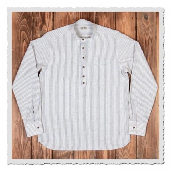 1923 Buccaneer Shirt Torrey blue