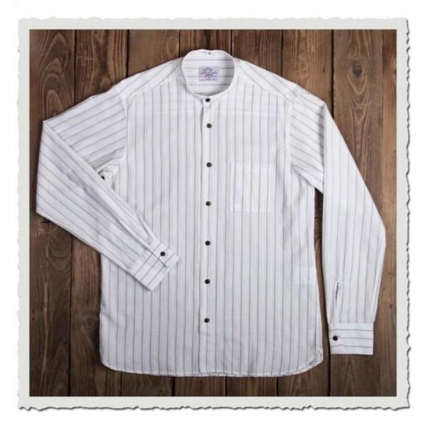 1923 Buccanoy Shirt Alp white
