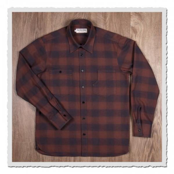 1937 Roamer Shirt Leeroy red