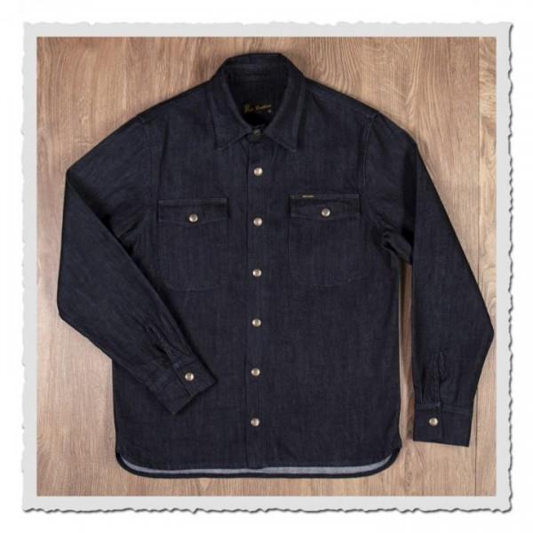 1943 CPO Shirt 12oz indigo