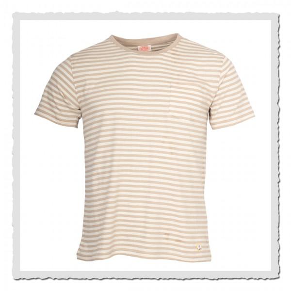 Ringel-Shirt Kollektion Heritage beige offwhite