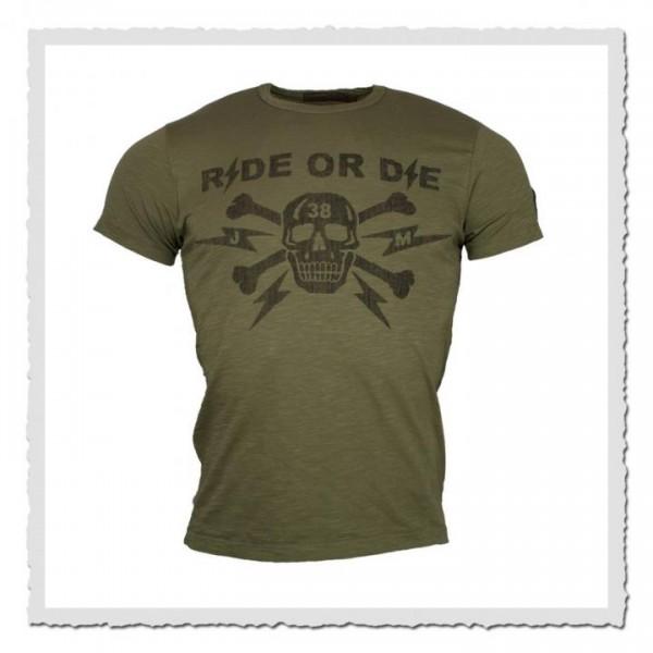 Ride Or Die 38 Olive Drab