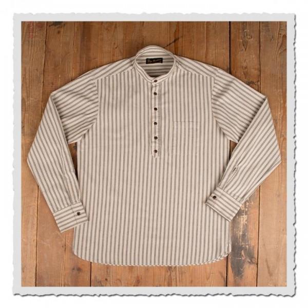 1923 Buccaneer Shirt Iwaki grey