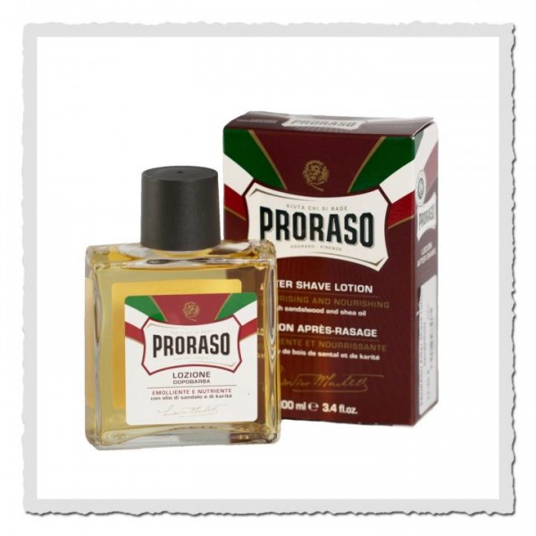 PRORASO After Shave Lotion Sandelholz