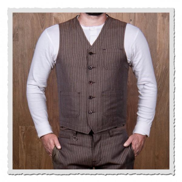 pike brothers 1937 roamer vest