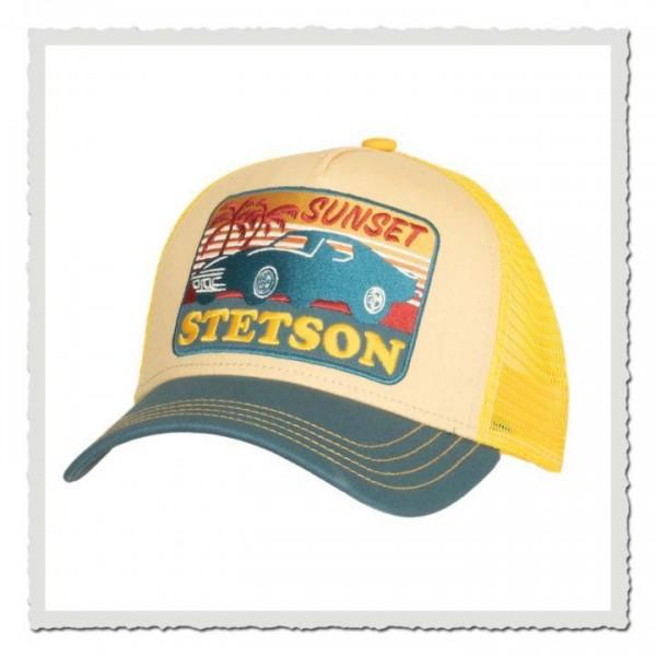 Trucker Cap Sunset