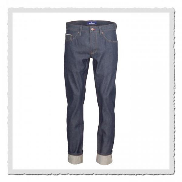 12,5 oz Jeans schmaler Blaumann hell