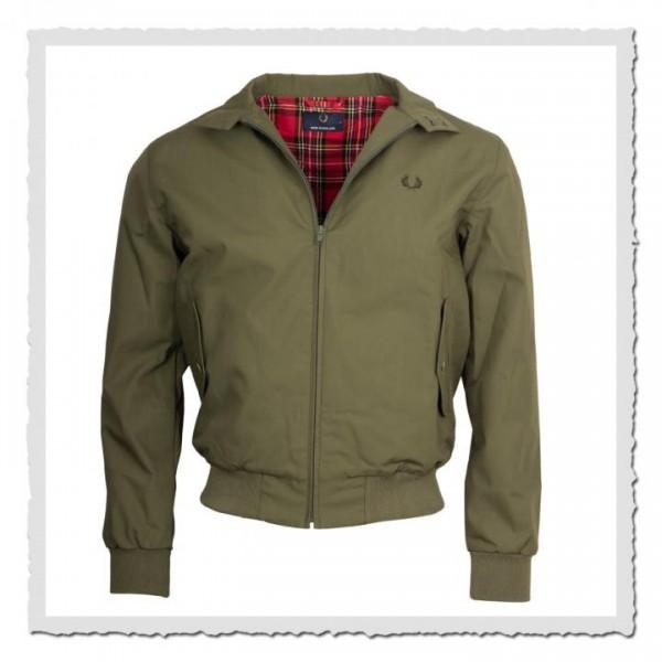 Harrington Jacket olive