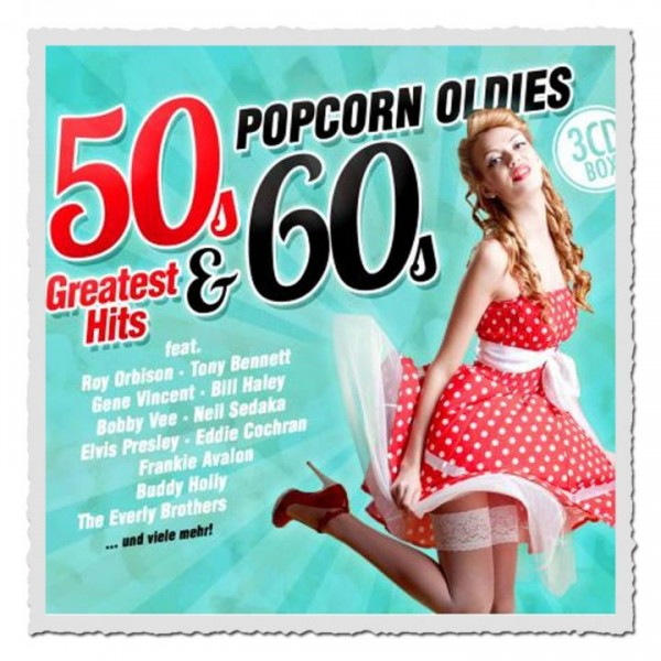 Popcorn Oldies 50s & 60s Greatest Hits