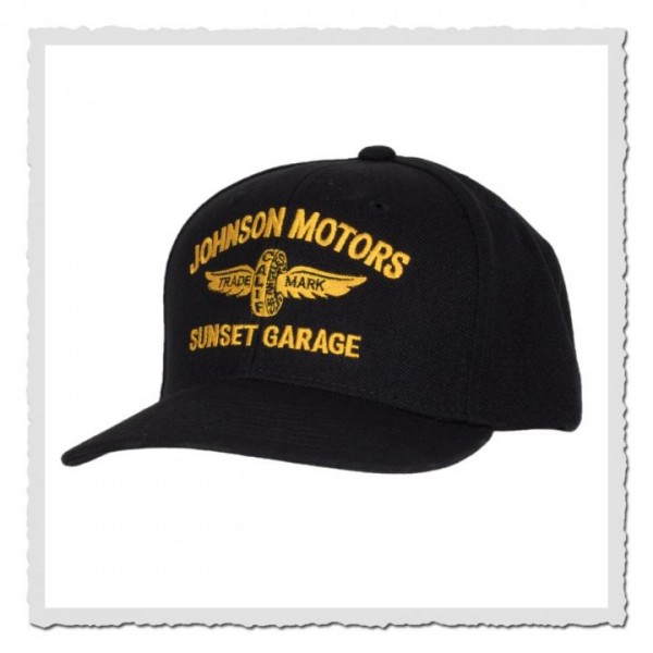 Garage Cap Sunset Garage Black