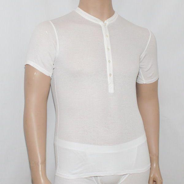 Heinrich 1/2 Arm-Shirt natur