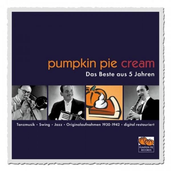 Pumpkin Pie Cream