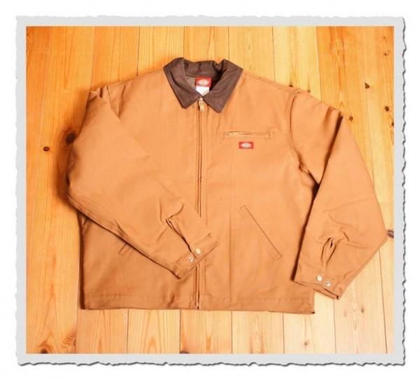 Blanket Lined Jacket duck-brown