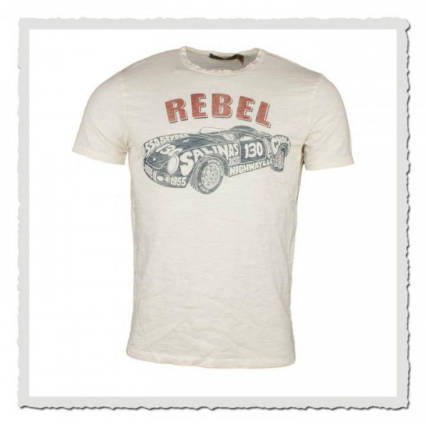 Rebel 550 Dirty White