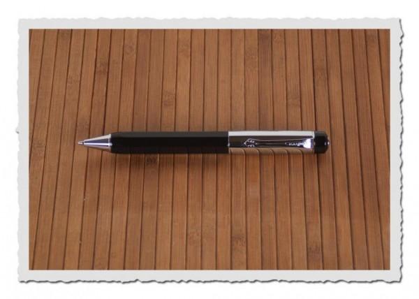 Kugelschreiber Elite chrom