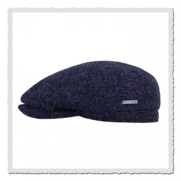 Driver Cap Wool Navy