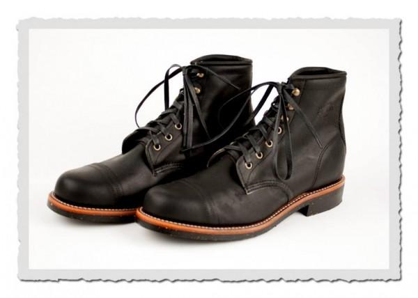 Black Odessa Homestead Boot