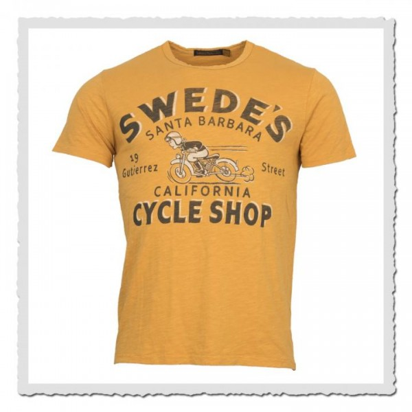 Swedes Cycle Shop Yellow Sand