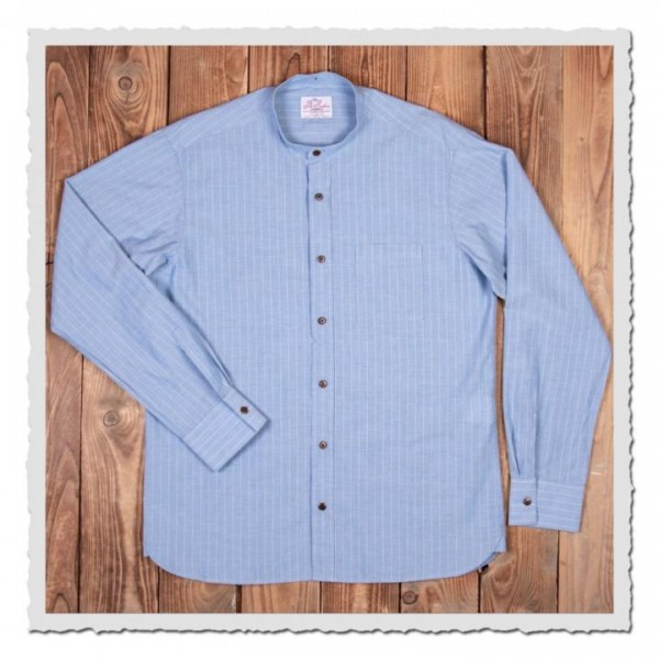 1923 Buccanoy Shirt Chelsea blue