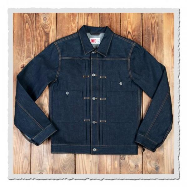 1908 Miner Jacket 19oz indigo