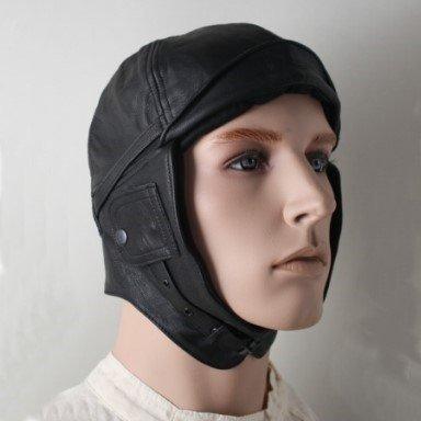 Cabriohaube Ziegen-Leder, schwarz