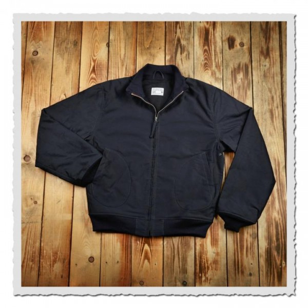 1942 Deck Zip Jacket dark blue