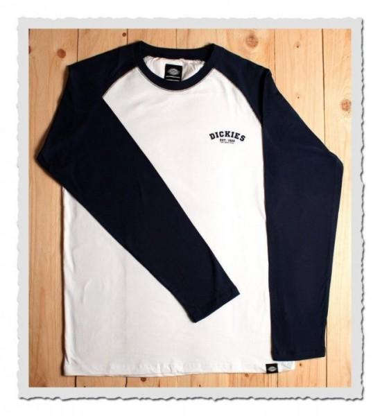 Baseball T-Shirt Navy Blue