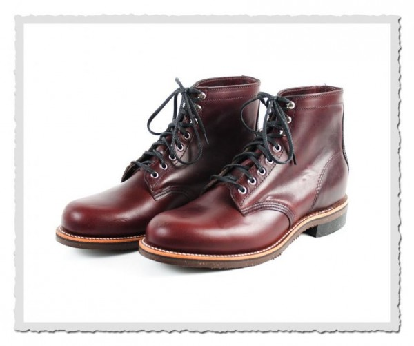Original Service Boot Burgundy