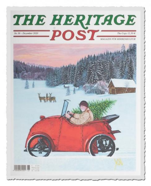 The Heritage Post - Ausgabe 36