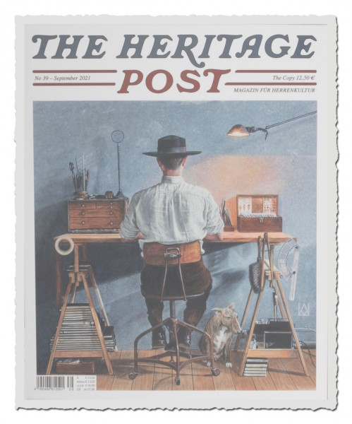 The Heritage Post - Ausgabe 39