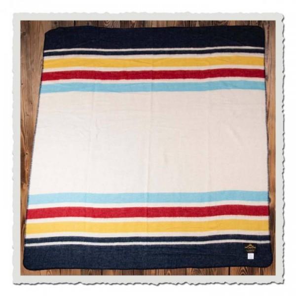 1969 Hudson Blanket Ecru