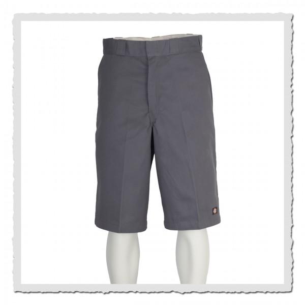 Multi Pocket Work Shorts Charcoal Grey