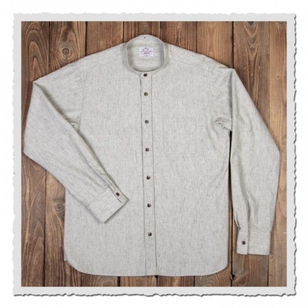 1923 Buccanoy Shirt Sapporo green