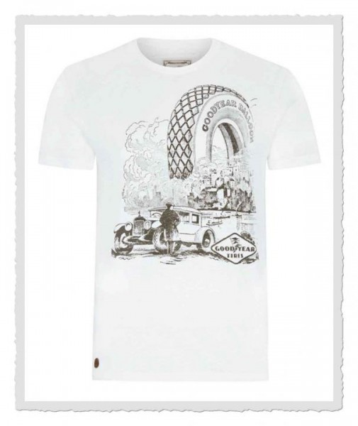 Goodyear Vintage T-Shirt KESWICK