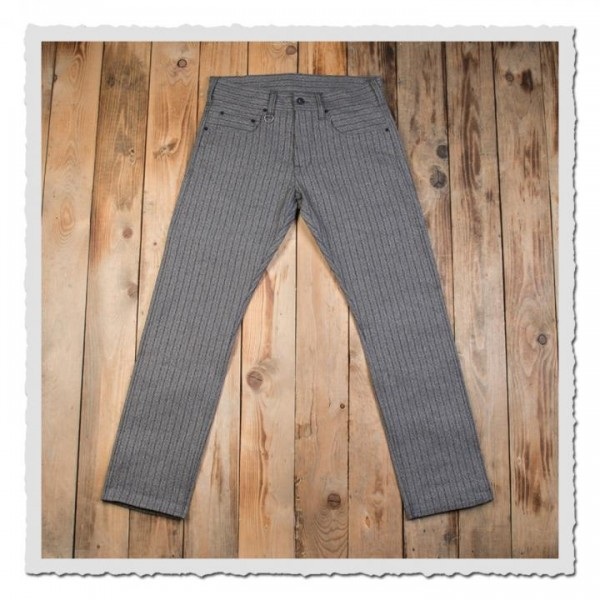 1958 Roamer Pant swedish stripe